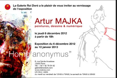 dec_6_2012_Artur Majka_Galerie ROI DORE